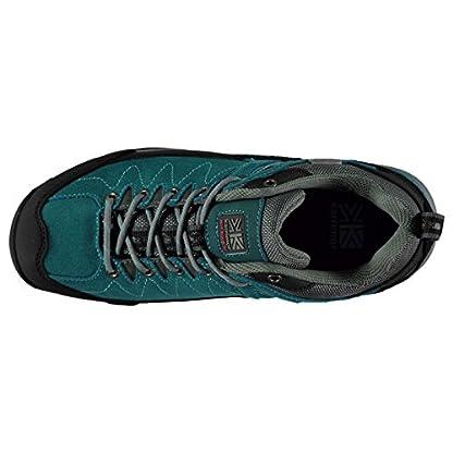 Karrimor Womens Hot Rock Low Walking Shoes Waterproof Lace 3