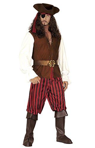 senenkostüm Pirat, 56 (Piraten Outfits Für Erwachsene)