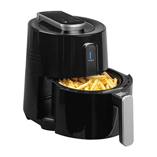 Digitale Heißluftfritteuse / 1.300 W; ölfreies, besonders gesundes Frittieren; mit Überhitzungsschutz; mit Cool-Touch-Griff; 33 Temperatureinstellungen 80-200° C