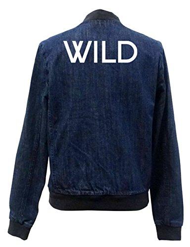 Winter Is Coming Jeans Bomberjacke Girls Certified Freak-XL
