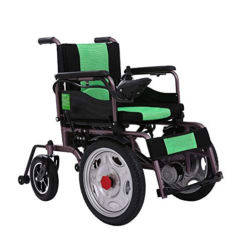 NIGHT WALL leichte Faltbare Rollstühle Standardmodell - Personal Mobility Aid - Leichter faltender elektrischer Rollstuhl