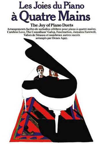 The Joy of Piano Duets (French dition) Piano