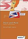 Store and More. Alles auf Lager. Englisch. Lösungen mit Audio-CD. Fachlageristen - Fachkräfte für Lagerlogistik