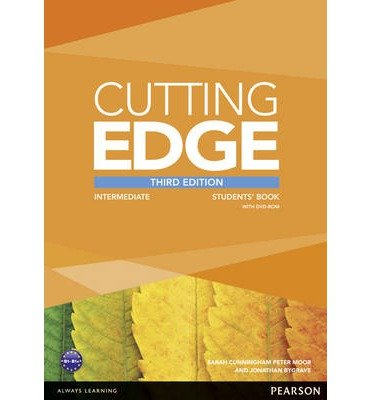 [(Cutting Edge Intermediate Students' Book and DVD Pack)] [ By (author) Araminta Crace, By (author) Jonathan Bygrave, By (author) Peter Moor, By (author) Sarah Cunningham ] [January, 2013]