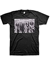 BLACK SABBATH - GREYSCALE GROUP - OFFICIAL MENS T SHIRT