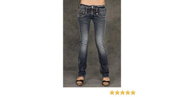 aa2a81c6fddef2 Herrlicher Damen Jeans 'Pitch 5003' vintage: Amazon.de: Bekleidung