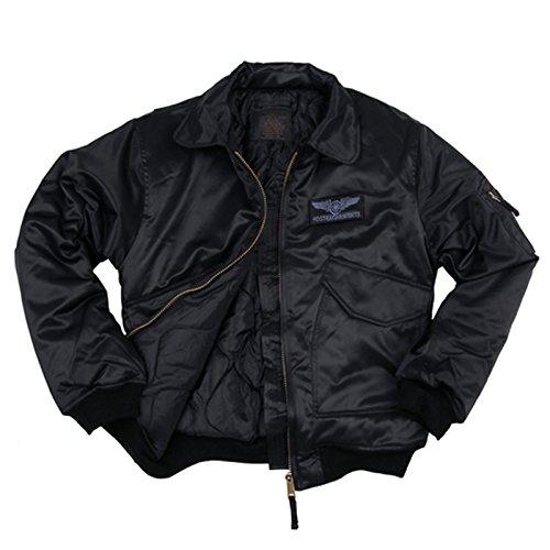 Fostex Garments, Bomber Militare MA-2 CWU 45/P Pesante Imbottito Flight Jacket USA