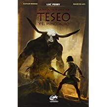 Teseo y el minotauro / Theseus and the Minotaur