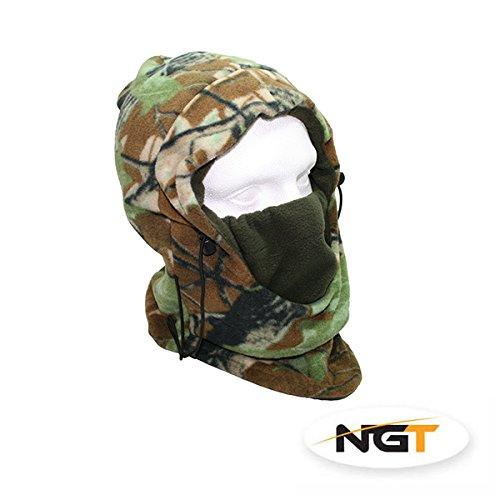 Preisvergleich Produktbild De luxe Camo Schal mit Gesicht Guard fischen / zelten