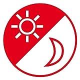 Brennenstuhl Solar LED-Spot SOL 1x4 IP44 mit Infrarot-Bewegungsmelder 4xLED Anthrazit, 1170960 -