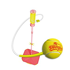 Swingball All Surface - Balón de Baloncesto, Color Rosa