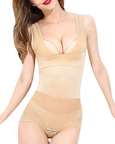 Donna pancere mutande contenitivo alta vita shapewear controllo corsetto snellente mutandine intimo body shaper mutande nudo l