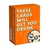YJSY Diese Karten erhalten Sie betrunkenes explodierendes Kätzchen Spaß-erwachsenes trinkendes Spiel für Parteien