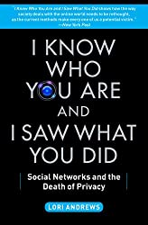 I Know Who You Are & I Saw What You Did: Social Networks & The Death Of Privacy