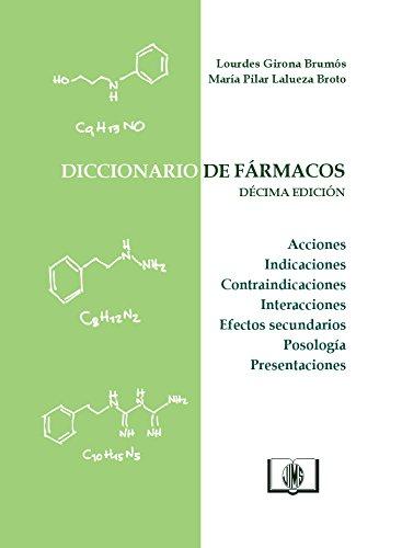 DICCIONARIO DE FÁRMACOS por LOURDES GIRONA BRUMÓS
