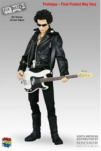Real Action Heroes - SEX PISTOLS: Sid Vicious