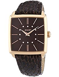 Joop! Damen-Armbanduhr Analog Quarz Leder JP100732F05U