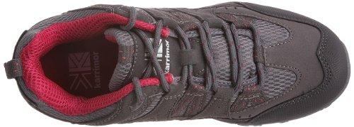 Karrimor Traveller II L, Chaussures randonnée femme Gris-TR-D3-28