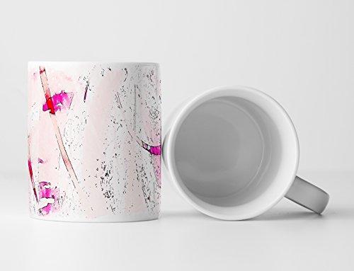 EAU ZONE Designtasse Kunstwerk COLA