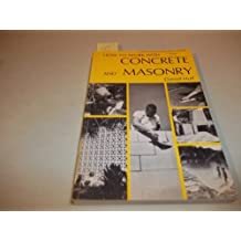 How to Work with Concrete and Masonry (Everyday handbooks)