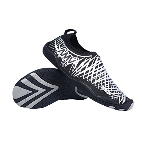 Pinyou, Chaussures De Plongée Pour Hommes Blancs