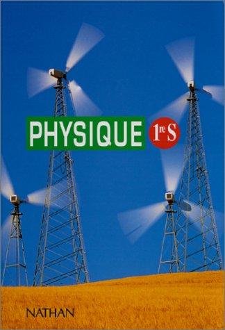 PHYSIQUE 1ERE S. Programme 1994 par Michel Faye, Alain Pénigaud, Adolphe Tomasino
