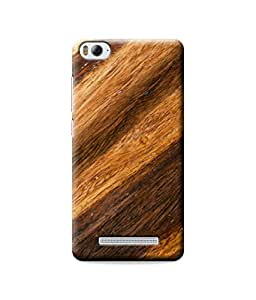 Be Awara Chocolate Brown Designer Mobile Phone Case Back Cover For Xiaomi Mi 4i