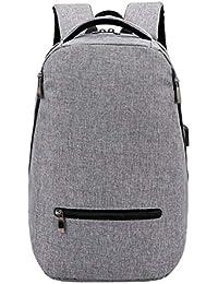 591c6b10fbfbf ZSbag Wasserfest Männer Backpack Jungen Groß Schulranzen Nylon Junior  Rucksäcke Laptop Rucksack Fashion Mit USB Schultasche