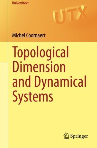 Topological Dimension and Dynamical Systems (Universitext) by Michel Coornaert (2015-06-20)