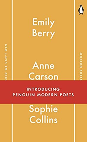 Penguin Modern Poets 1: If I'm Scared We Can't (Honey Berry)