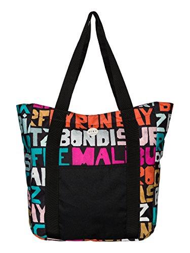 roxy-quicksand-j-bolso-de-tela-para-mujer-multicolor-multicolour-combo-black