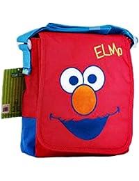 79cb5a1561de0 Elmo brieftasche schuhe Sesamstraße tasche - 25 x 20 - 6cm - Damen und  kinder Sesamstrasse