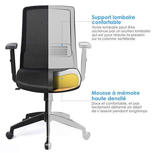 Zoom IMG-2 intey sedia da ufficio ergonomica