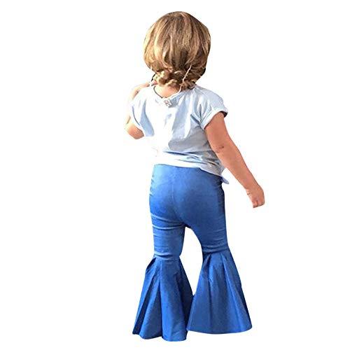 Pinklu Pantalones De NiñOs Pantalones Vaqueros De