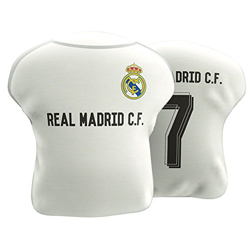 Cojin antiestres Real Madrid forma...