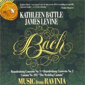 Bach: Brandenburg Concertos Nos. 2 & 5, Cantata No. 202 (Wedding Cantata)
