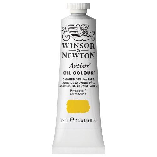 Winsor & Newton-Colore ad Olio, 37ml, per pittura Jaune de cadmium Pale