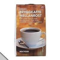 IKEA - BRYGGKAFFE MELLANROST Decaffeinated Coffee (X1)