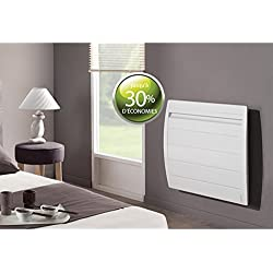 radiateur électrique - atlantic nirvana digital - 750 watts - horizontal