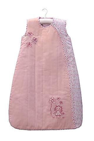 Schlummersack Baby Sommer Schlafsack ungefüttert 0.5 Tog - Puppe - 0-6 Monate/70 cm