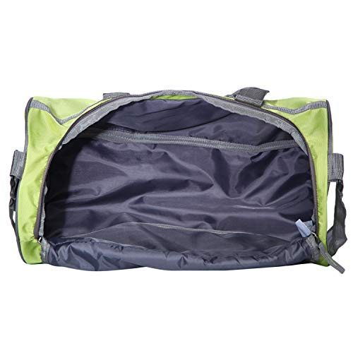 bb9220a779c4 69% OFF on United Colors of Benetton Gym Bag Polyester 45 cms Neon Green