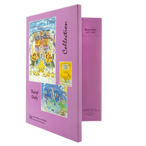 Dufy ip30030 (Pochette Cartes Dou.) -