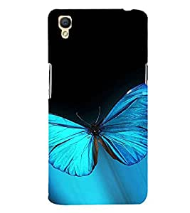 PrintVisa Designer Back Case Cover for Oppo A37 (black feeling heart purelove missyou)