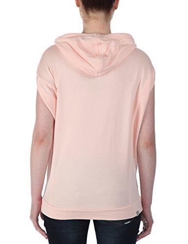 Bench Damen Sweatshirt Hoody Encure rose
