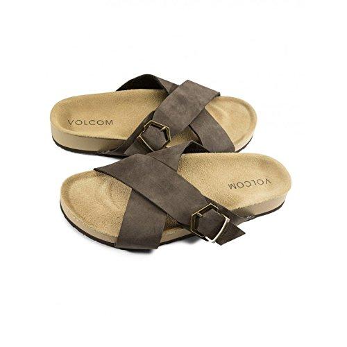 Volcom Sandales Relax Sndl - Brown-Marro