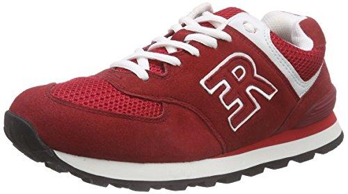 Sneakers Donna Rohde Biella Rosso (40 Rosso)