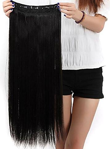 Cheveux Naturel - S-noilite® Mode Clip en Extensions de Cheveux