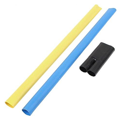 2 Stück 70-120mm2 Kabel Wärme ShrinkTubing w 2-Wege-Breakout-Boot-Set (Wege Boot 2)