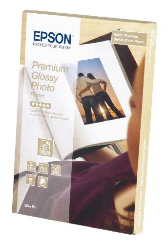 Epson C13S042153 Premium glossy photo paper inkjet 255g/m2 100x150mm 40 Blatt Pack - 2