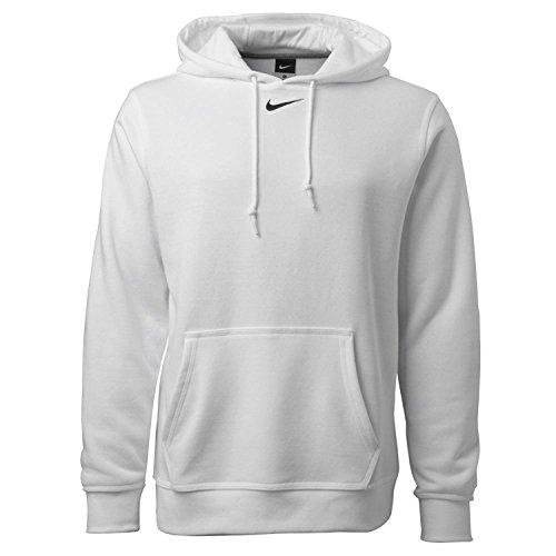 Nike team Club Fleece Hoody–Sweat-shirt pour homme white
